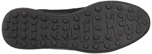 Bikkembergs Knit-er 962, Sneaker À Collo Alto Uomo Nero