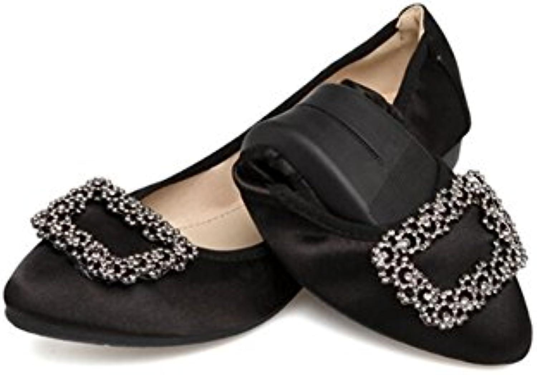 XUE Scarpe da Donna Mocassini Estivi e Slittamento Scarpe da Guida scarpe da ginnastica Scarpe da Passeggio Confortevoli Scarpe...   Buon design    Uomini/Donne Scarpa