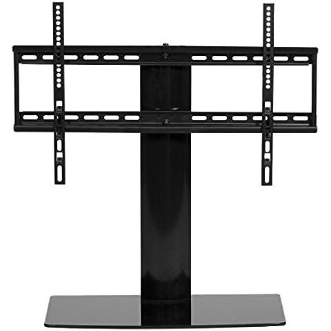 TV unidad Base–Mesa Soporte de TV–Unidad de repuesto perdido o roto Pedestal–De Repuesto Para 26pulgadas a 55pulgadas giratoria hasta 50kg–Entrega gratuita Reino Unido