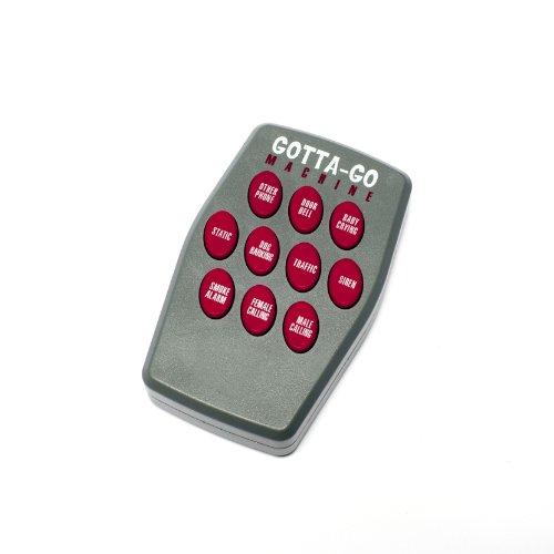 Gotta-go! Sound Machine - macchina per effetti sonori per le scuse a (Effetti Sonori Machines)
