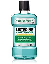 Listerine Cavity Fighter Mouthwash 250ml