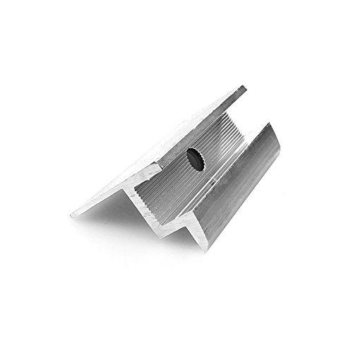 Offgridtec© 35mm Endklemme für Solarmodule mit Rahmen - Solarbefestigung