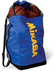 Mikasa 12 Basketball Duffel Bag by Mikasa Sports