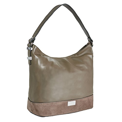 Cherry paris- LONDON- Sac seau- femme taupe