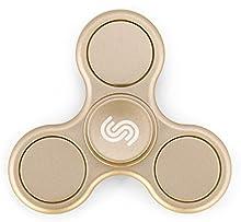 spreaze Fidget Spinner mano Spinner, superficie mate EDC Spinner Fidget Juguetes, tri-spinner Fidget, y Ultra velocidad?Premium híbrido de cerámica rodamientos.