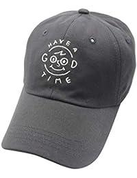 4b2de8d34de72 IYU Dsgirh Gorra de Béisbol Sombrero de Verano Sombrero para el Sol  Sombrero de Hip Hop para