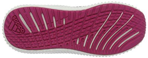 adidas Fortarun Cf K, Scarpe da Ginnastica Unisex – Bambini Pink (SHOPIN/FTWWHT/BOPINK)