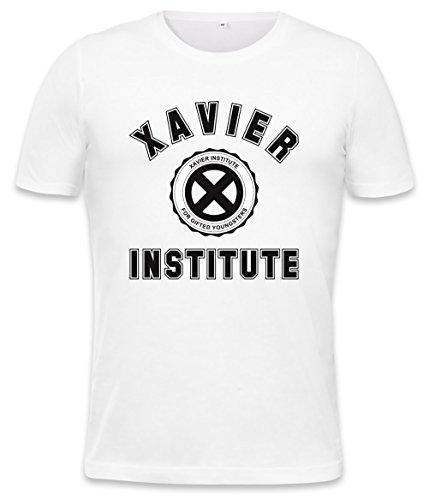 X-Men Xavier Institute Logo Mens T-shirt Small