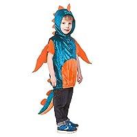Kids Animal Fancy Dress Tabard Zoo Farm Boys Girls Book Day Week Costume Outfit