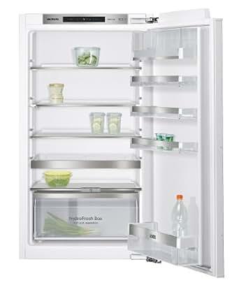 Siemens KI31RAD30 réfrigérateur - réfrigérateurs (Intégré, A++, Blanc, Droite, SN-T, Verre)