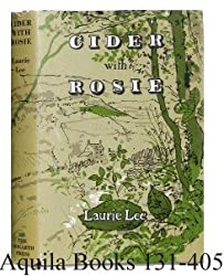 Cider With Rosie by Laurie Lee (1959-01-01)