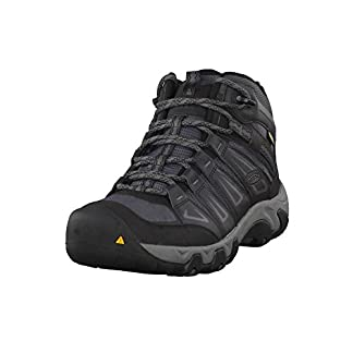 KEEN Men's Oakridge Mid Wp High Rise Hiking Boots 3