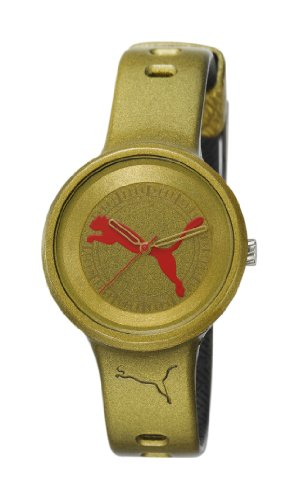 Puma Women's Quartz Watch PU910682012 with Plastic Strap