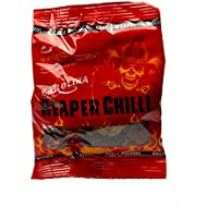 Chilli Wizards Carolina Reaper Dried Pods, 10g