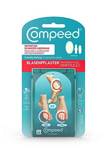 Compeed Blasenpflaster MixPack, 1er Pack (1 x 5 Stück)