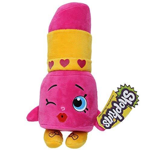 Shopkins 8 Inch Lippy Lips Figure Soft Cuddly Plush Childrens Stuffed Toy New