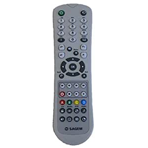 DVR/DTR Remote Control with Solid Housing