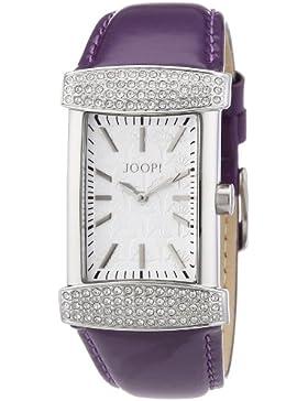 Joop Damen-Armbanduhr Glam Analog Quarz Leder JP100552F06