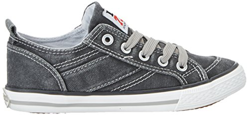 Dockers by Gerli 36vc606-790200, Baskets Basses Mixte Enfant Gris (Grau)