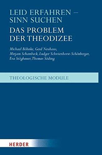 Leid erfahren - Sinn suchen: Das Problem der Theodizee (Theologische Module)