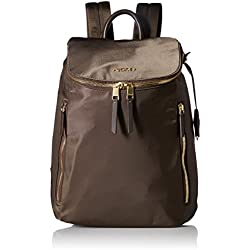 Tumi Voyageur Bryce Backpack Mochila Tipo Casual, 34 cm, Beige (Mink)