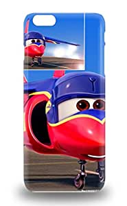 Cute Appearance Cover Tpu Disney Planes Dusty Aircraft Case For Iphone 6 Plus