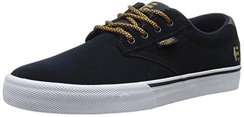 Etnies Jameson Vulc, Herren Skateboardschuhe, Blau (NAVY/BROWN/WHITE / 480), 42