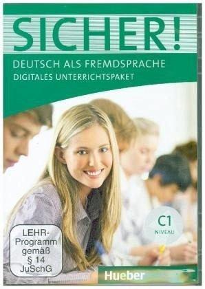Sicher! C1: Deutsch als Fremdsprache / Digitales Unterrichtspaket