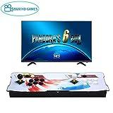 Spmywin 2020 Retro Games Pandoras Box 6 Console Giochi 1280x720 Full HD Arcade Machine Videogiochi Portatili Console CPU Avanzata Mini Console