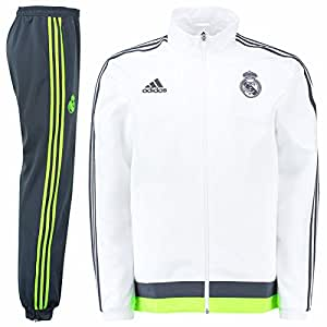 adidas herren jogginganzug real madrid sport. Black Bedroom Furniture Sets. Home Design Ideas