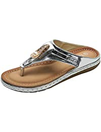 e379269d2fde Amazon.in  Silver - Loafers   Moccasins   Casual Shoes  Shoes   Handbags