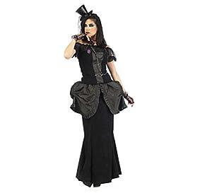 Limit Sport - Disfraz de mujer gótica Eleida, para adultos talla XL (EA145)