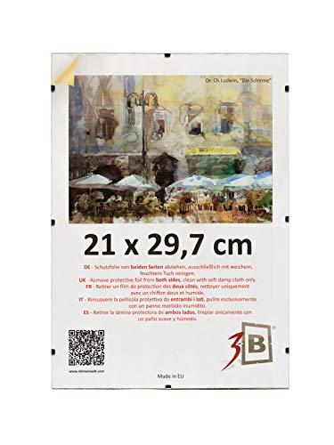 3B Conjunto de 5 Piezas Clip Frames - 21x29