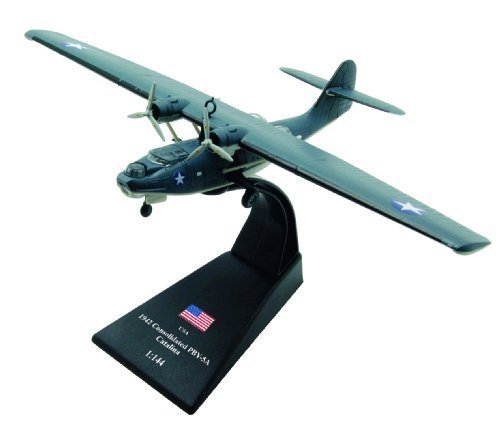 Consolidated PBY Catalina diecast 1:144 model (Amercom, used for sale  Delivered anywhere in UK
