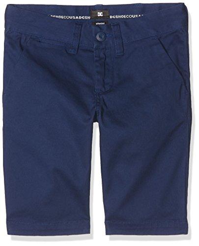DC Jungen Worker Straight Shorts, Summer Blues, Size 26/12 Dc-summer