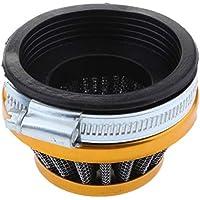 1 Stück Luftfilter Luftfilterreiniger  38mm Luftfilter Universal für