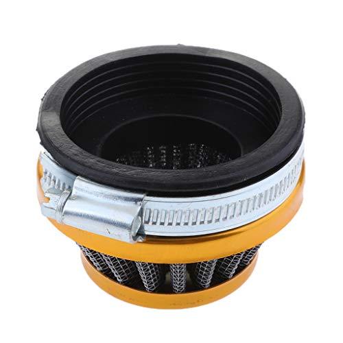 perfk 1 Stück Universal Luftfilter Luft Filter Reinigen Pilzkopf Reiniger Motor schützen für Motorisierte Fahrrad Luftfilter (Atv-motor-reiniger)