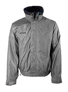 Columbia Bugaboo Parka manteau veste de ski snowboard pour homme–Gris/Gris Taille M