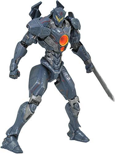 Pacific Rim AUG179033 2 Select Gipsy Avenger Actionfigur (Rim-das Spiel Pacific)