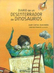 Diario de un desenterrador de dinosaurios (Ecos de tinta/Ink Echoes)