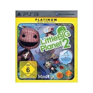 Sony Computer Entertainment Little Big Planet 2 [Platinum]