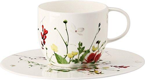 Rosenthal Studio + Selection Brillance Kaffeetasse 2-tlg. Fleurs Sauvages