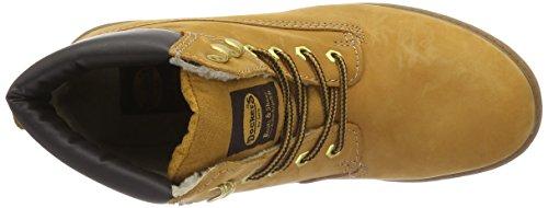 Dockers by Gerli Herren 19pa140-300 Combat Boots Gelb (GOLDEN Tan 910)