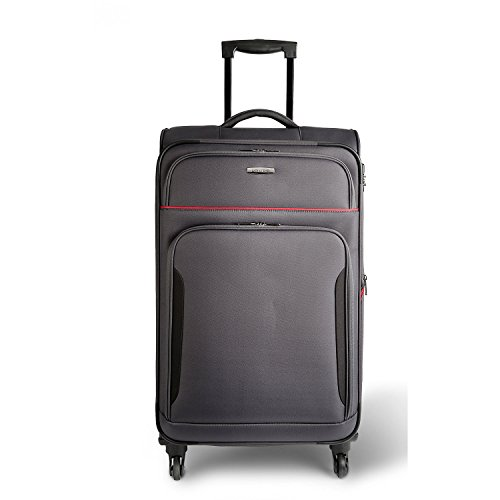 Assima Trolley L, 76cm Loubs Sidney mit 4 Rollen Polyester Large 76 x 46 x 30 cm (H/B/T) Unisex (96249)