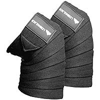 lebboulder Sportbandage Knie Packungen für Cross Training Wods, Gym Workout Powerlifting, Gewichtheben, Fitness... preisvergleich bei billige-tabletten.eu