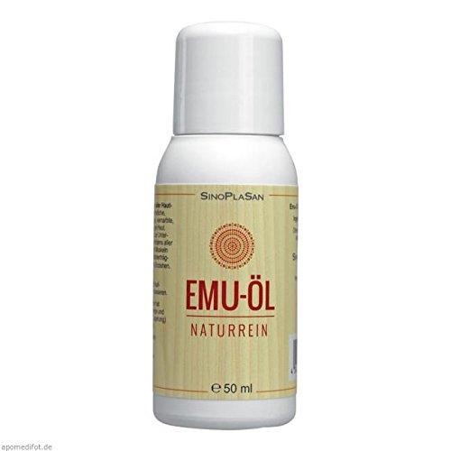 EMU ÖL naturrein im Spender 50 ml Öl