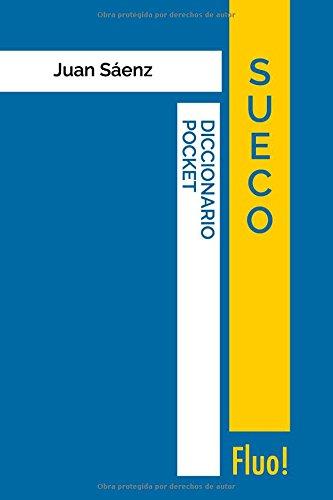 Diccionario Pocket Sueco por Juan Sáenz