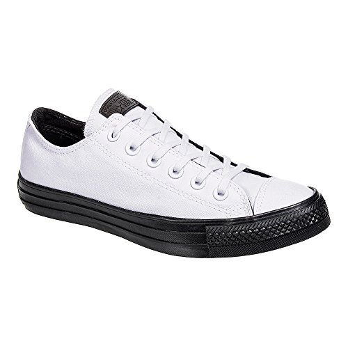 Converse All Star Ox Shoes - 36.5 EU, (Bianca/Almost Nero)