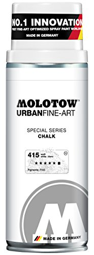 Urban Fine Art Special Series Chalk - Kreidespray - Pigmentspray 400ml weiß