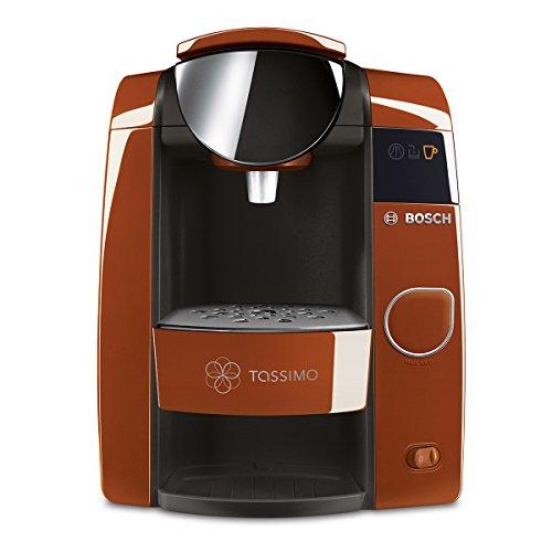 Bosch TAS4501 Tassimo Multi-Getränke-kaffeeautomat JOY (mit Brita Wasserfilter, Getränkevielfalt, 1-Knopf-Bedienung), Sweet Caramel / anthrazit - 4